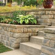 Bayfield Retaining Walls